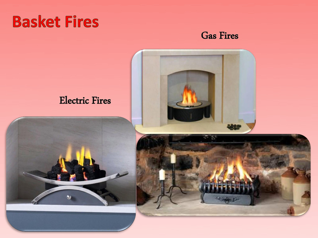 Electric Fires Gas Fires