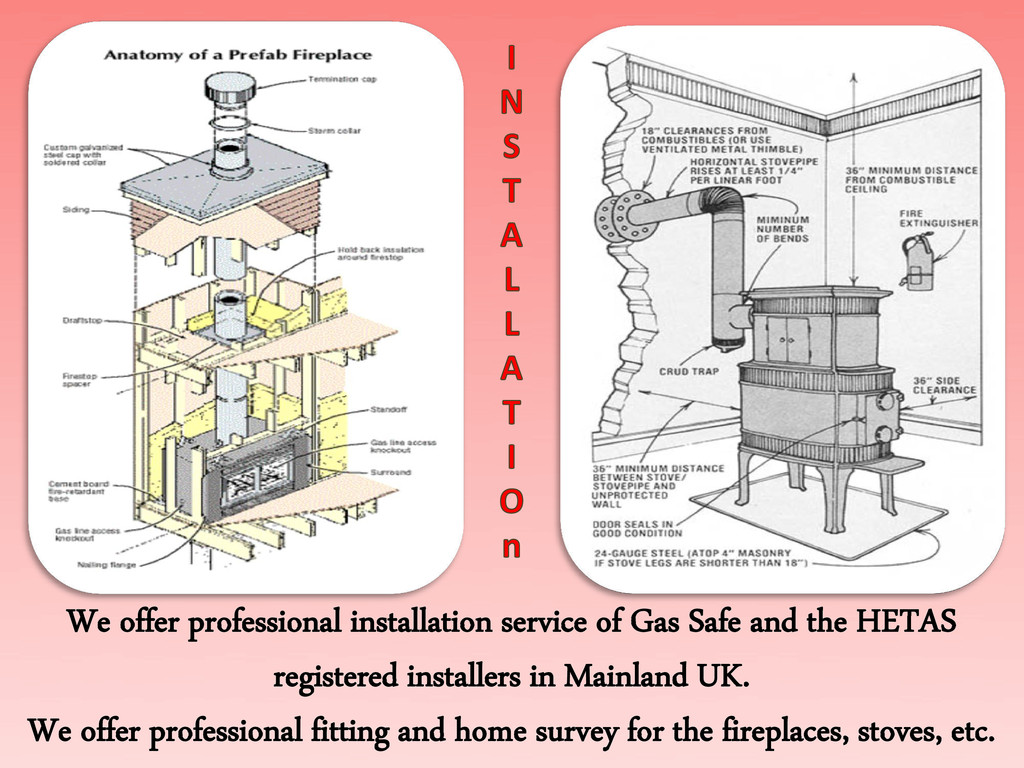 We offer professional installation service of G...