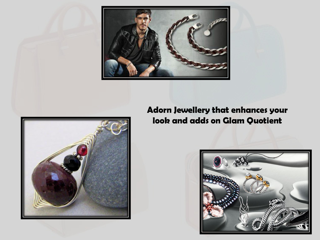 Adorn Jewellery that enhances your look and add...