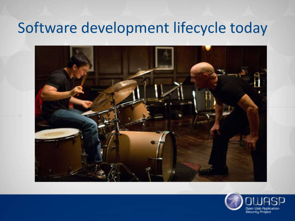 Software development lifecycle today
