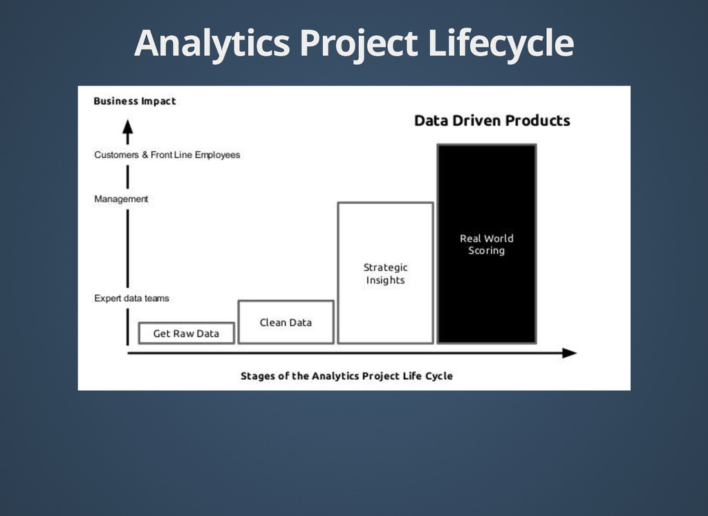 Analytics Project Lifecycle Analytics Project L...
