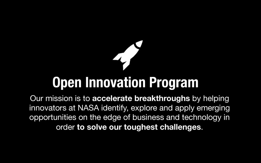 Our mission is to accelerate breakthroughs by h...