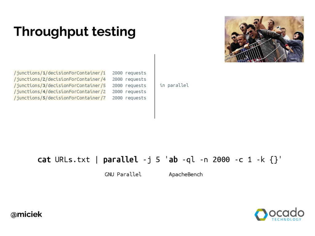 @miciek Throughput testing /junctions/1/decisio...