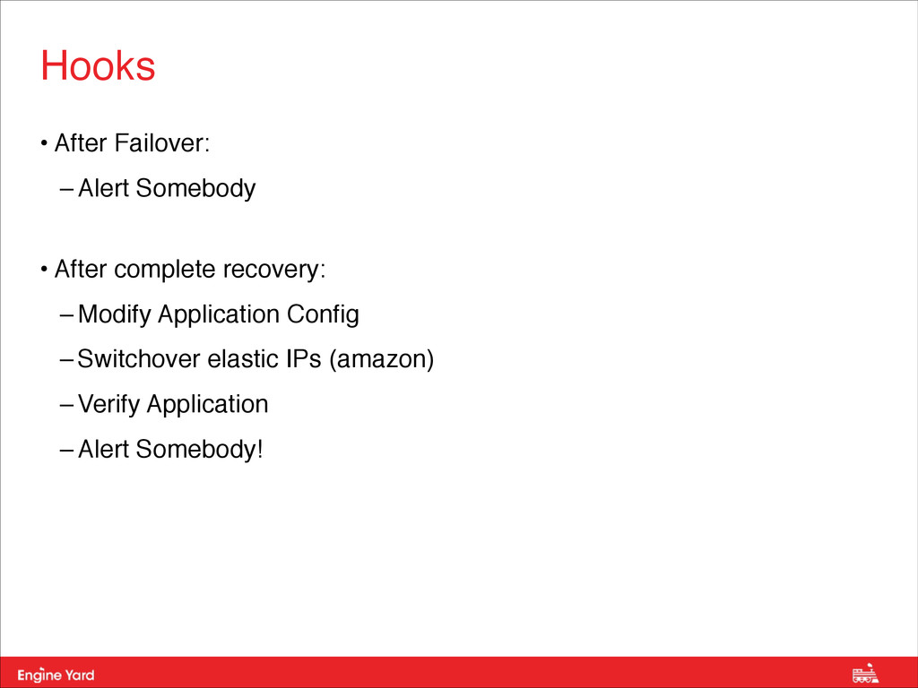 Proprietary and Confidential • After Failover:!...