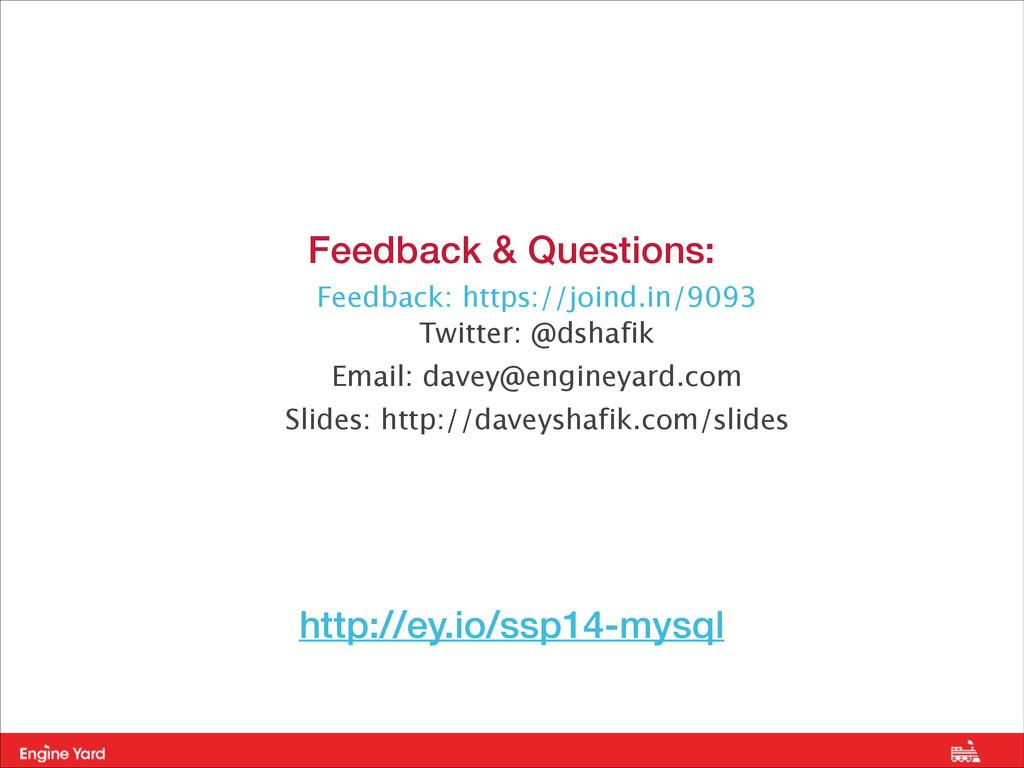 Proprietary and Confidential Feedback & Questio...