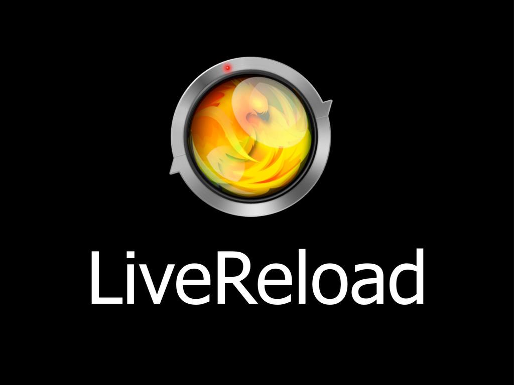 LiveReload