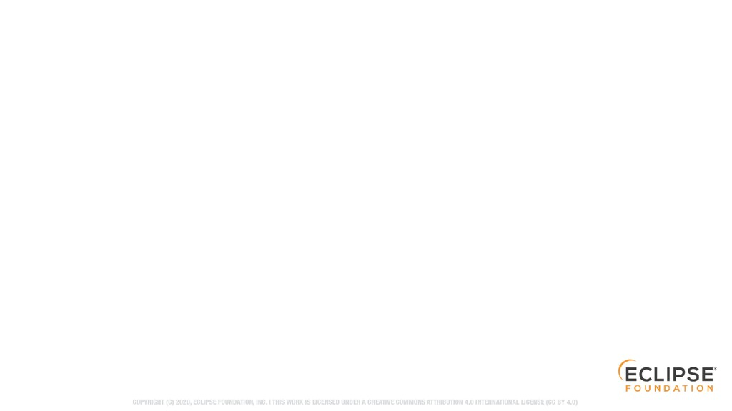 COPYRIGHT (C) 2020, ECLIPSE FOUNDATION, INC.   ...