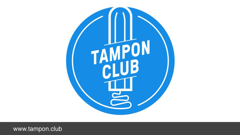 www.tampon.club