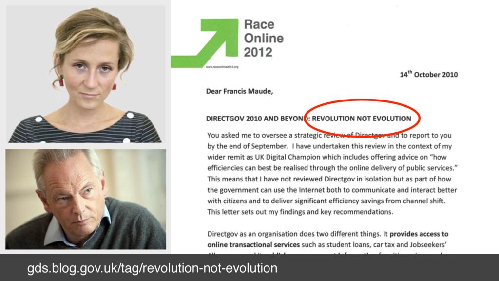 gds.blog.gov.uk/tag/revolution-not-evolution