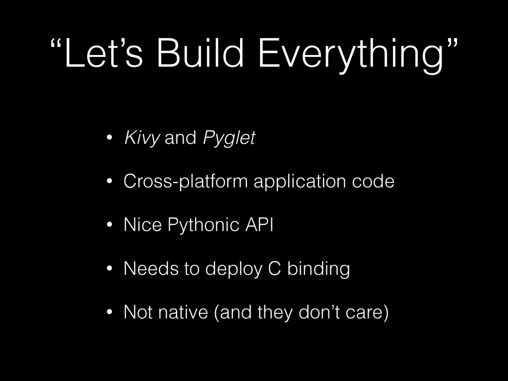 """Let's Build Everything"" • Kivy and Pyglet • Cr..."