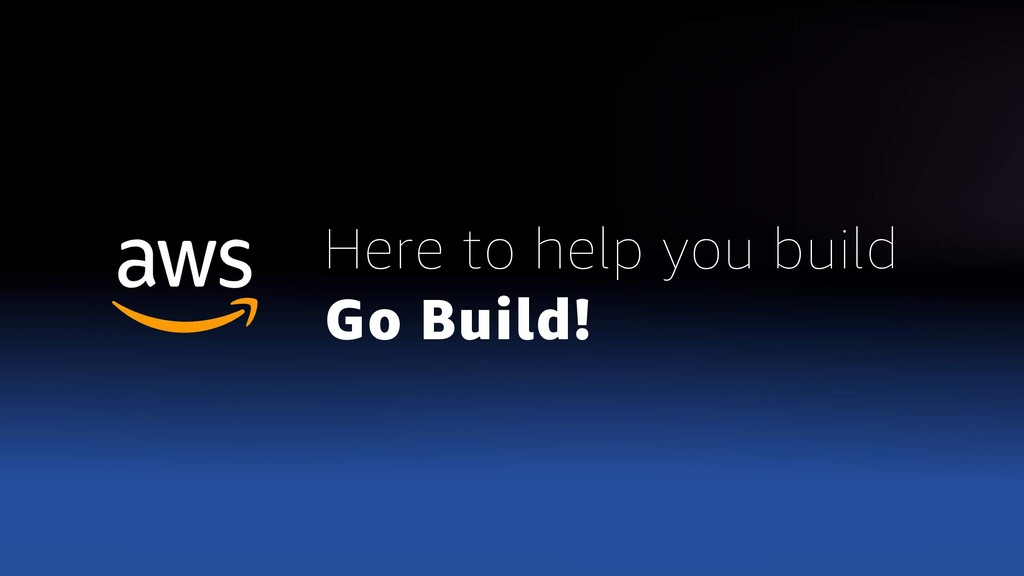 Go Build! Here to help you build