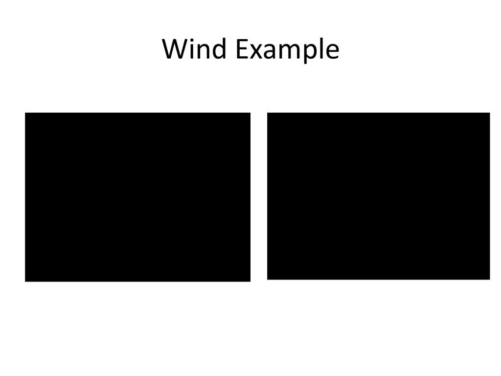 Wind Example
