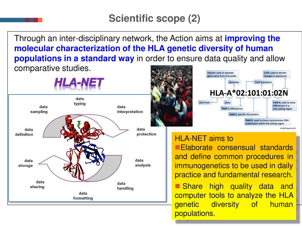 3 Through an inter-disciplinary network, the Ac...