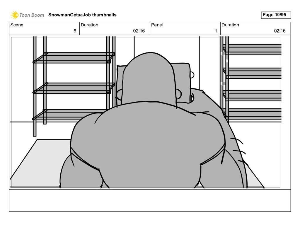 Scene 5 Duration 02:16 Panel 1 Duration 02:16 S...