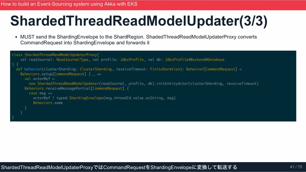 ShardedThreadReadModelUpdater(3/3) MUST send th...