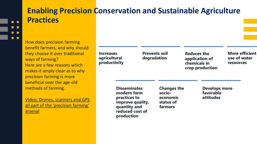 Enabling Precision Conservation and Sustainable...