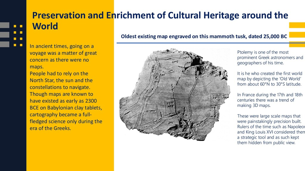 Preservation and Enrichment of Cultural Heritag...