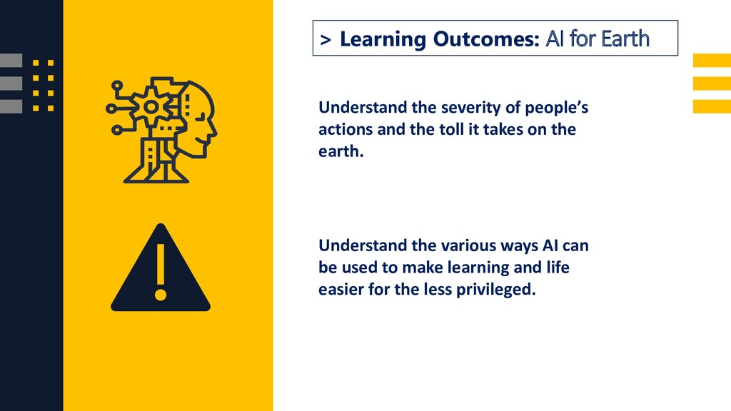 Understand the various ways AI can be used to m...