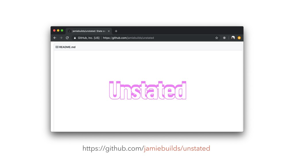 https://github.com/jamiebuilds/unstated