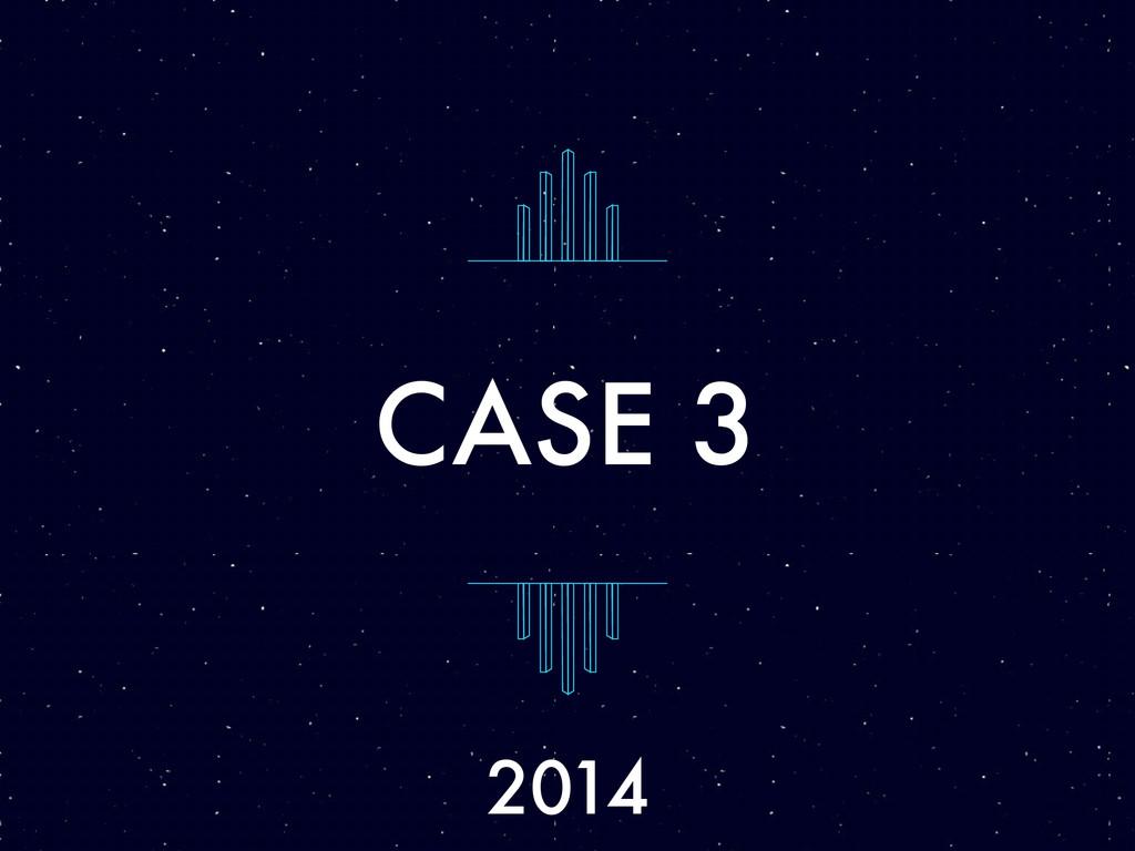 CASE 3 2014