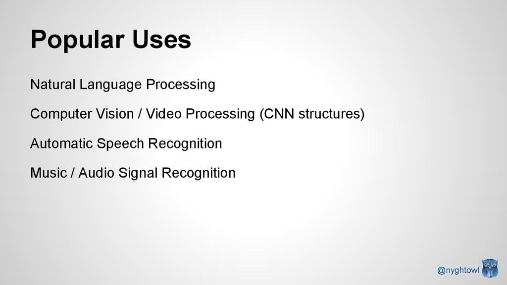 Popular Uses Natural Language Processing Comput...