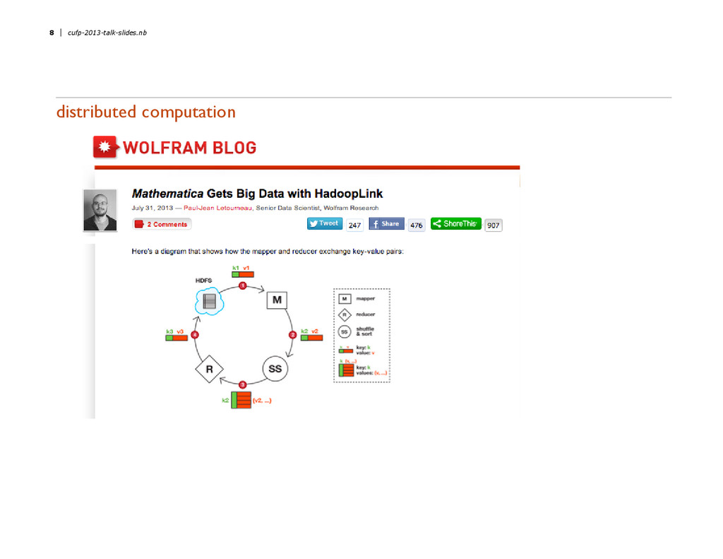 distributed computation 8 cufp-2013-talk-slides...