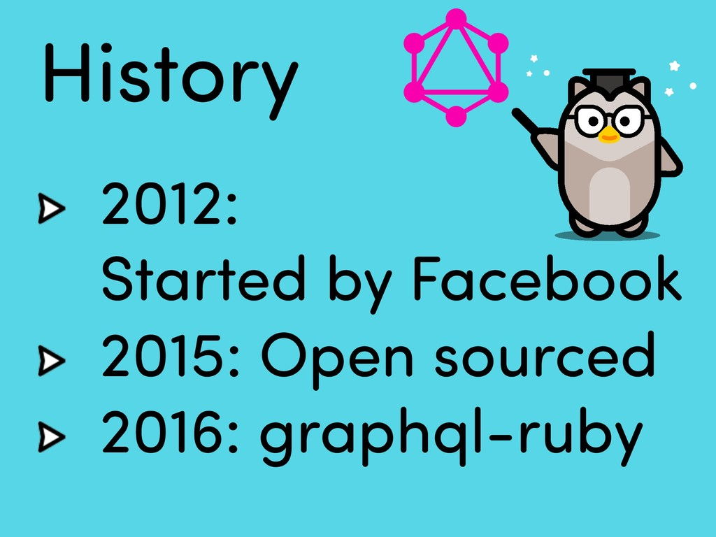 History 2012: 