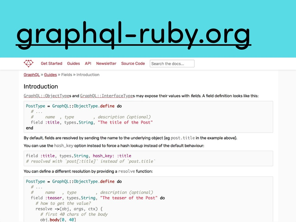 graphql-ruby.org