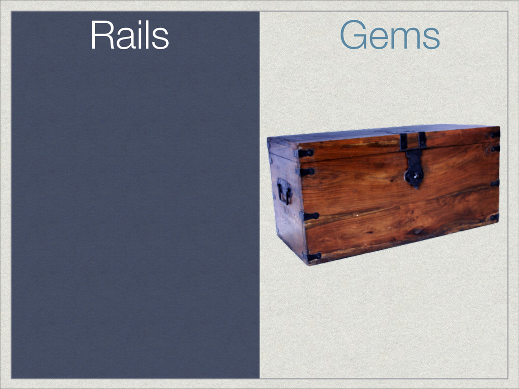 Rails Gems