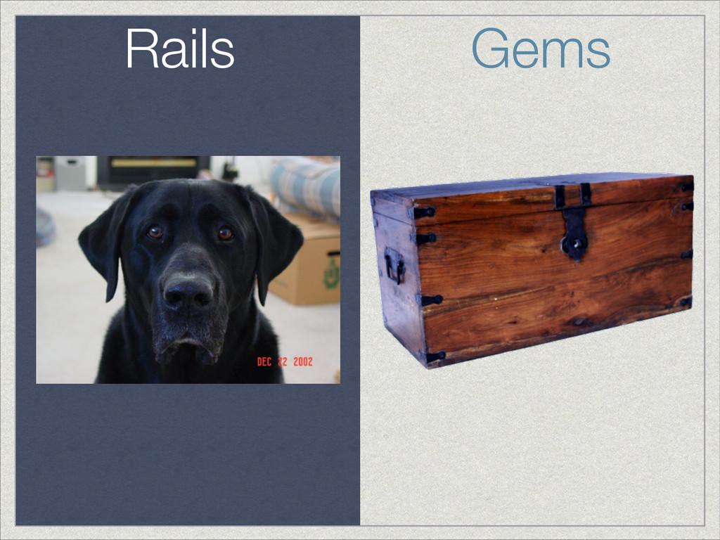 AEH FACE Rails Gems