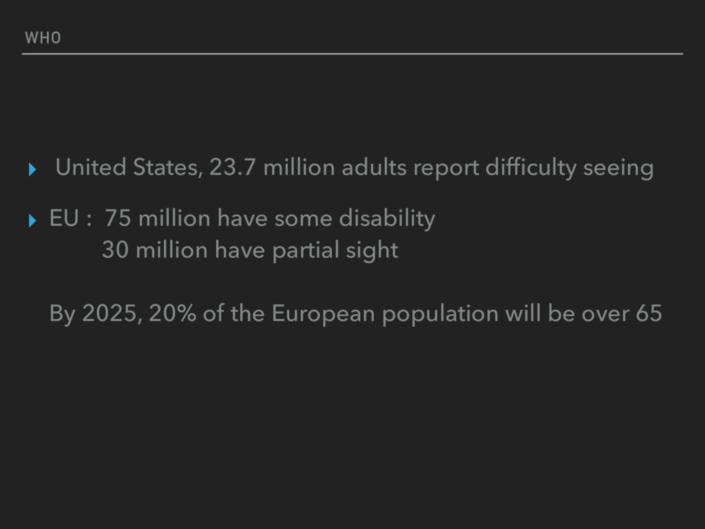 WHO ▸ United States, 23.7 million adults report...