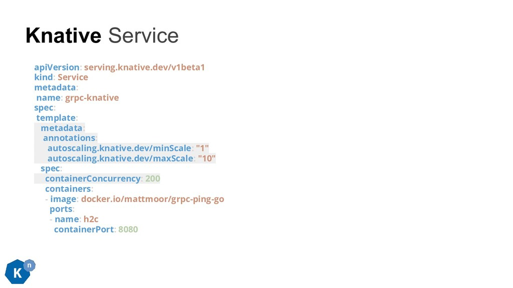 apiVersion: serving.knative.dev/v1beta1 kind: S...