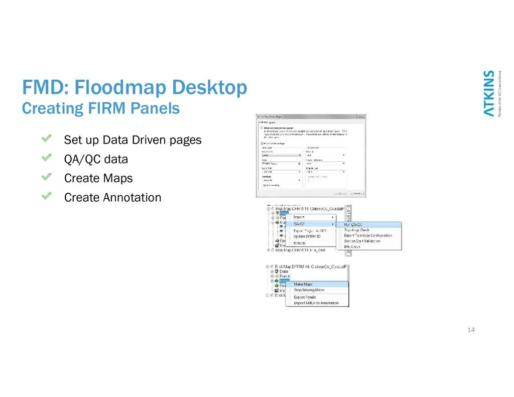 FMD: Floodmap Desktop Creating FIRM Panels Set ...