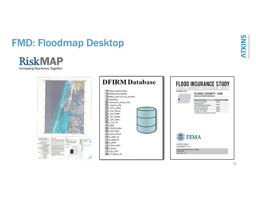 FMD: Floodmap Desktop 16