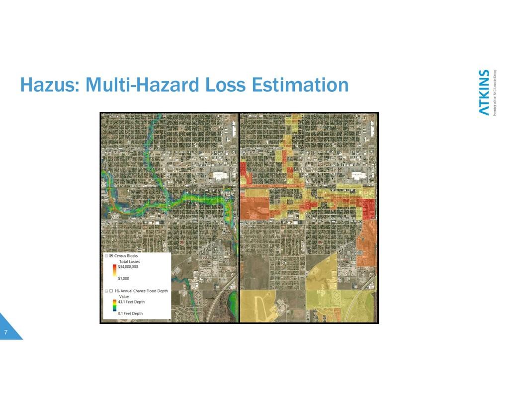 7 Hazus: Multi-Hazard Loss Estimation