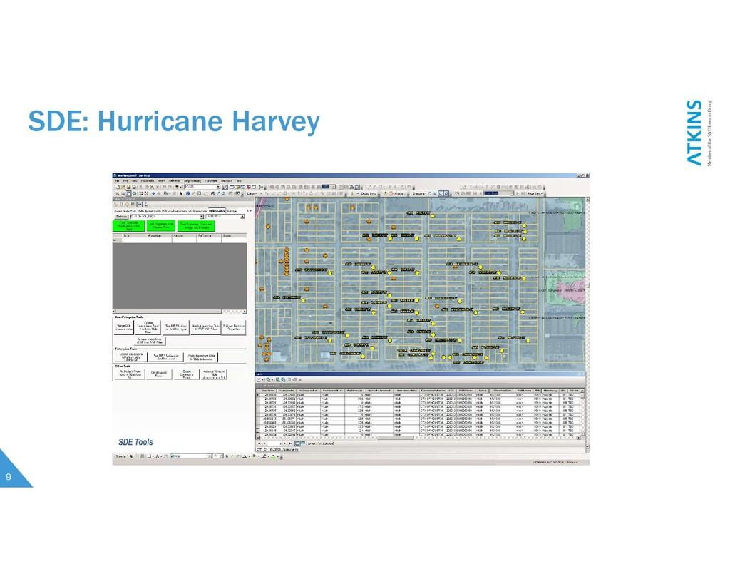 9 SDE: Hurricane Harvey