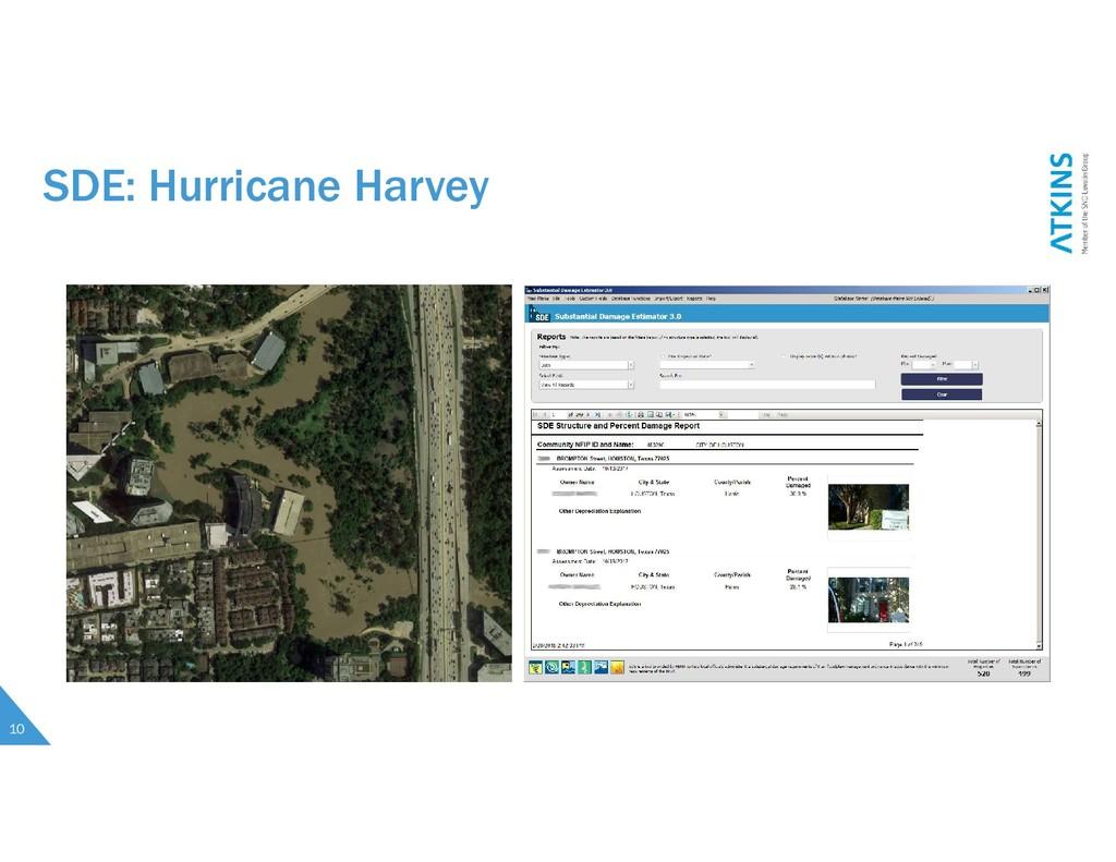 SDE: Hurricane Harvey 10