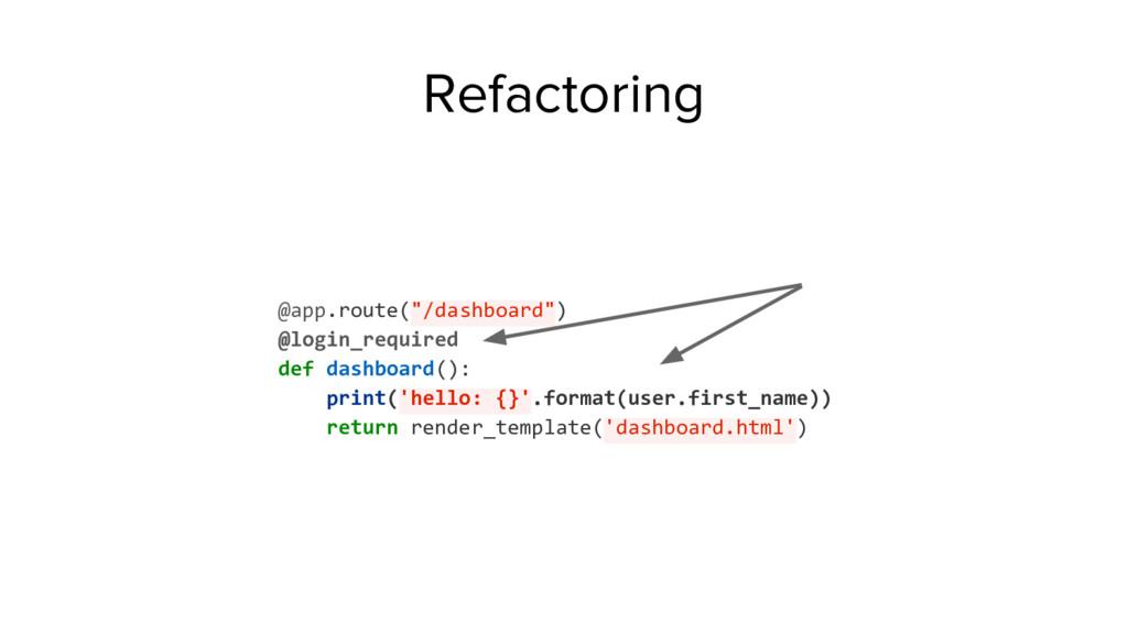 """@app.route(""""/dashboard"""") @login_required def da..."""
