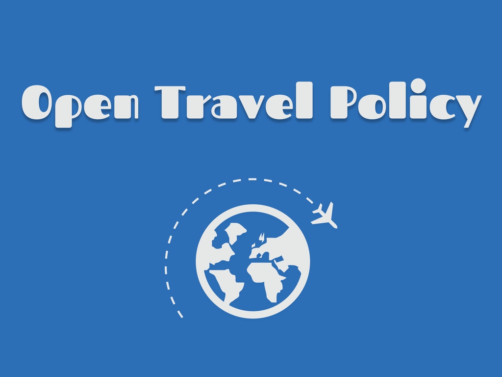 Open Travel Policy