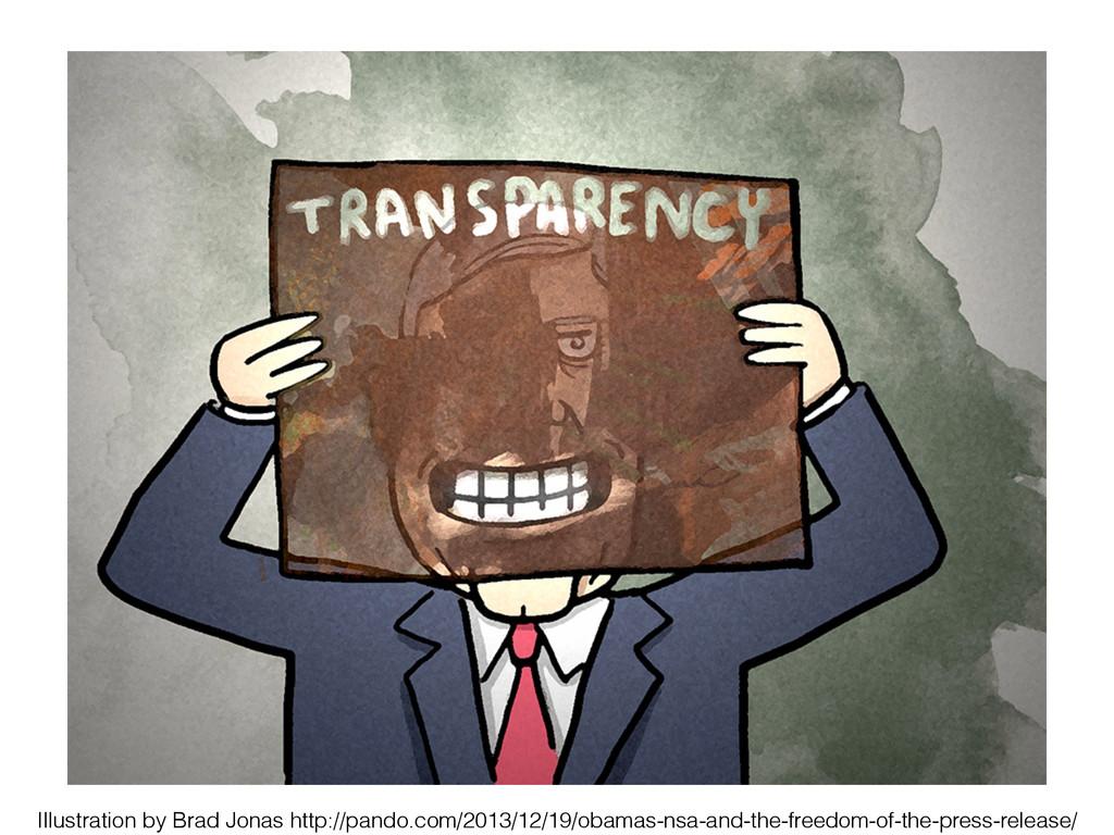 Illustration by Brad Jonas http://pando.com/201...