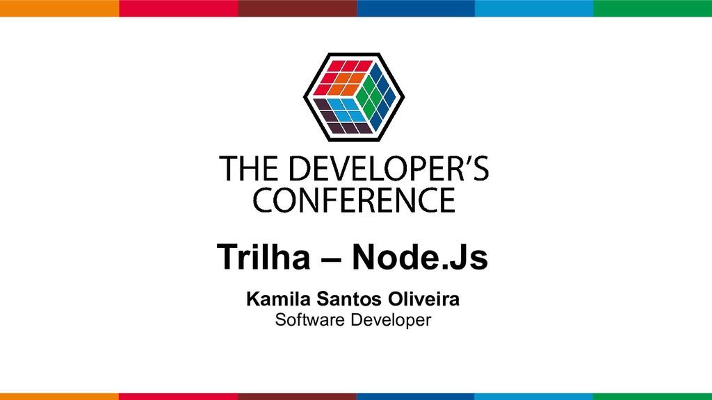 Globalcode – Open4education Trilha – Node.Js Ka...