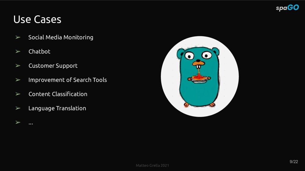 Matteo Grella 2021 ➢ Social Media Monitoring ➢ ...