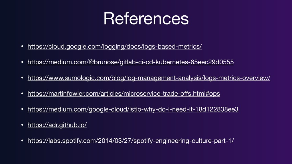 References • https://cloud.google.com/logging/d...