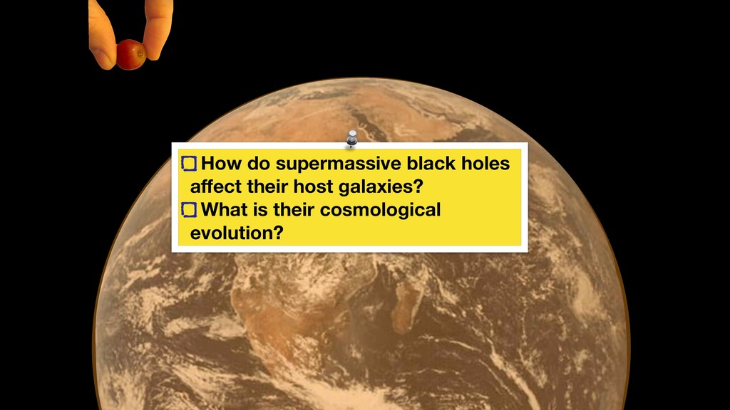How do supermassive black holes affect their hos...
