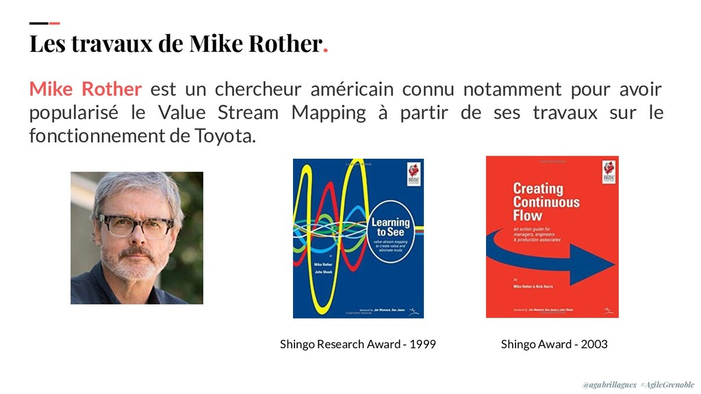 IPPON 2019 Les travaux de Mike Rother. Mike Rot...