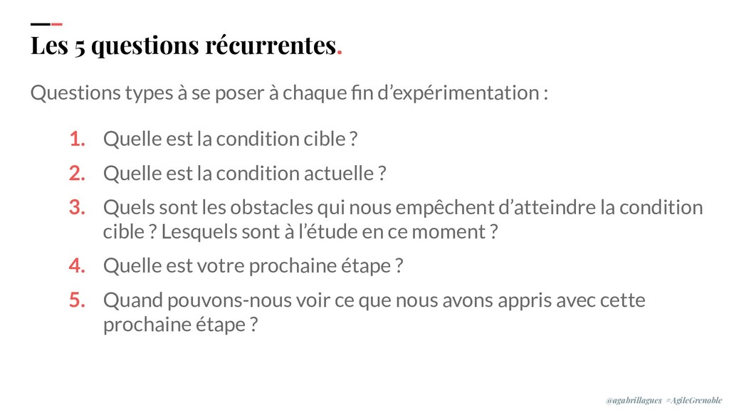 IPPON 2019 Les 5 questions récurrentes. Questio...
