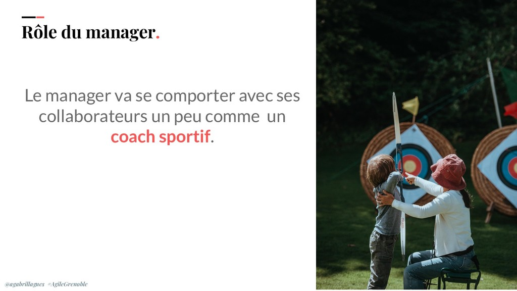 IPPON 2019 Rôle du manager. Le manager va se co...