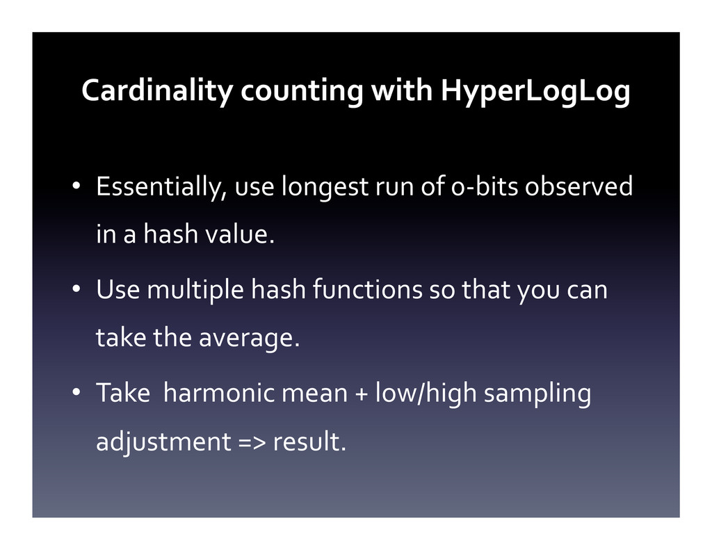 Cardinality	