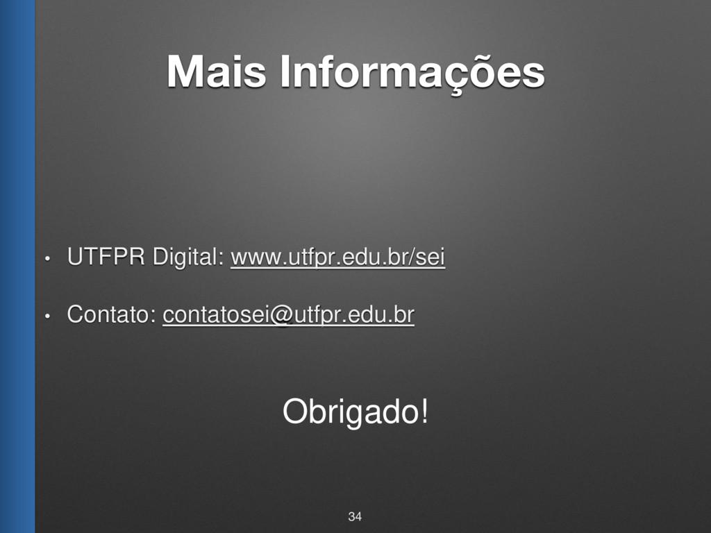 Mais Informações • UTFPR Digital: www.utfpr.edu...