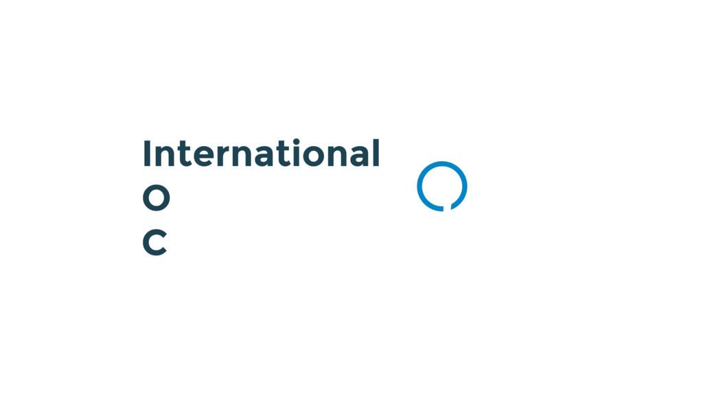 International O C